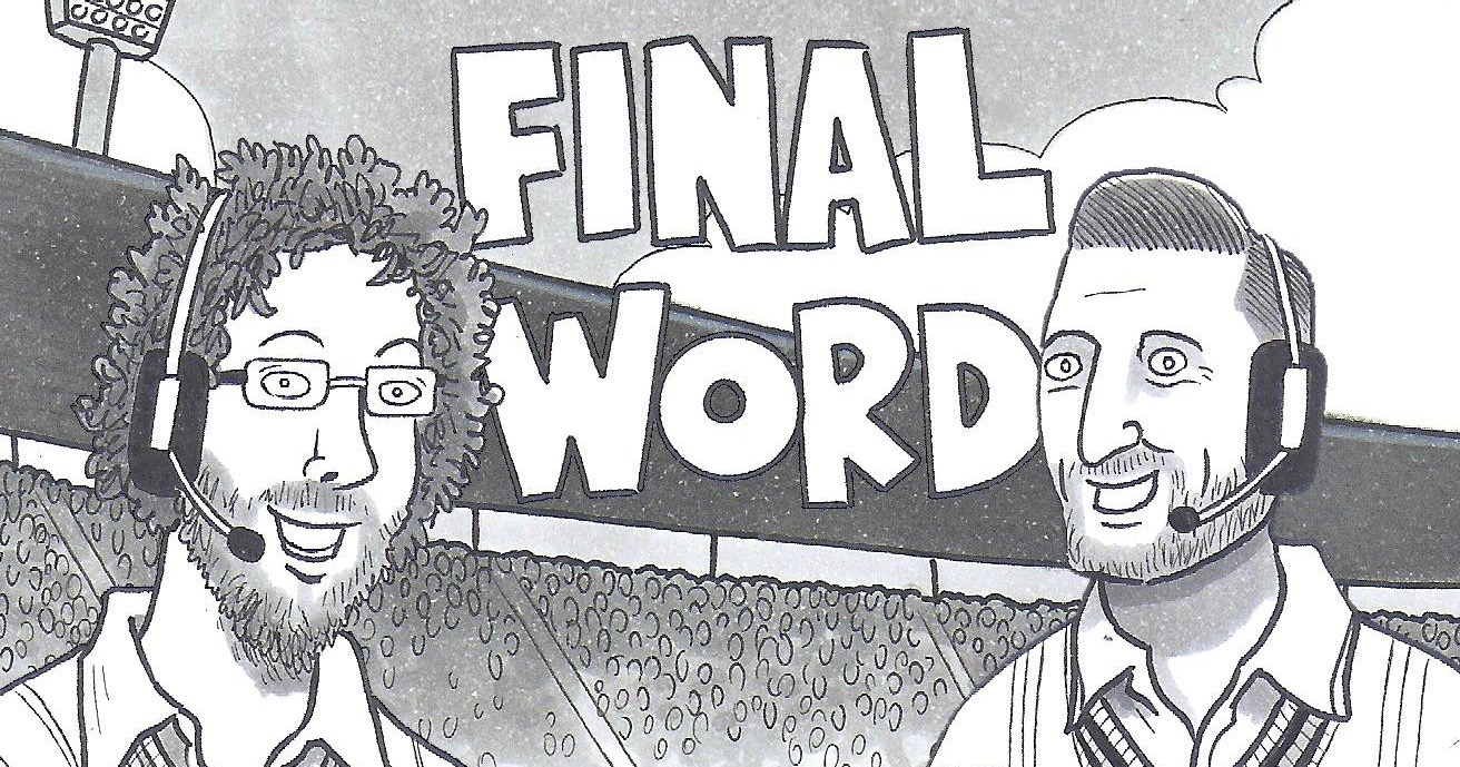 12: The Final Word with Patrick Cummins